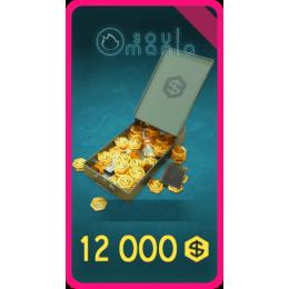 12000 Золота