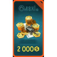 2000 Золота