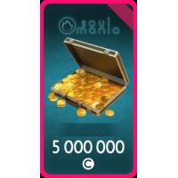 5 000 000 Серебра