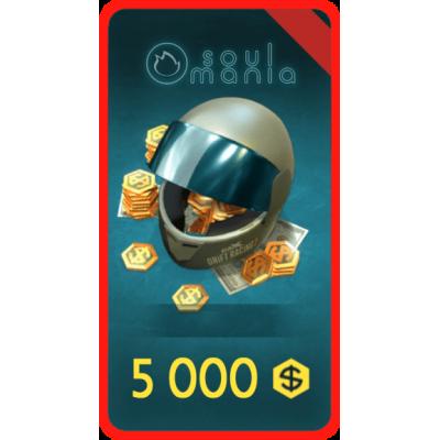 5000 Золота CarX Drift Racing 2 (Деньги Кар Икс Х Дрифт Рейсинг 2)