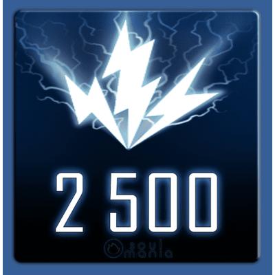2500 Энергии