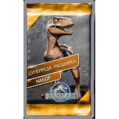 Суперредкий пак Jurassic World