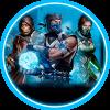 Персонажи Mortal Kombat Mobile ANDROID
