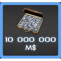 10 000 000 MS