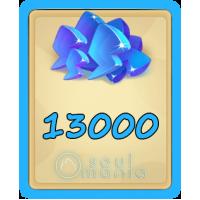 13000 Энергии