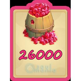 26000 Рубинов