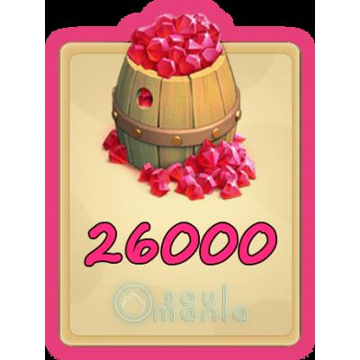 26000 Рубинов Семейный Остров (Family Island)