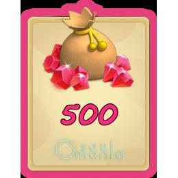 500 Рубинов