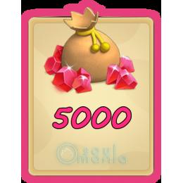 5000 Рубинов