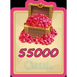 55000 Рубинов + БОНУС