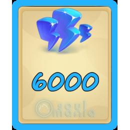 6000 Энергии