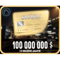 100 000 000 долларов GTA V
