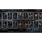 Аккаунт MK Mobile на iOS от SOULMANIA